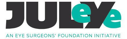 JulEYE logo